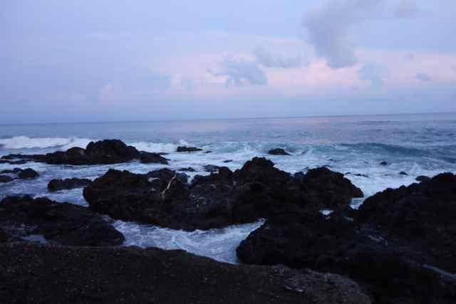 Costa Rica, Meer bei Montezuma