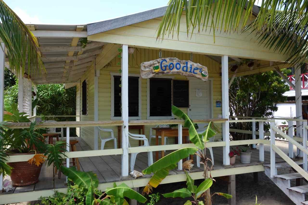 Zentralamerika, Belize, Placencia, Café Goodie´s