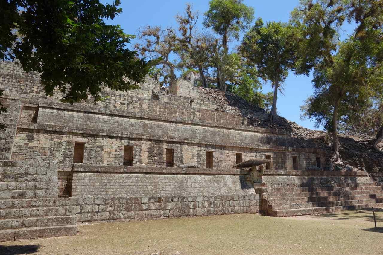Zentralamerika, Honduras, Copán Ruinas, Mayastätte