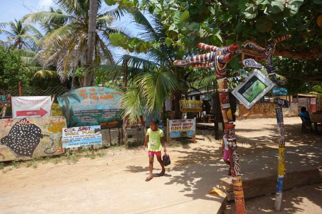 Nicaragua Corn Islands, Zentralamerika,, Little corn Island