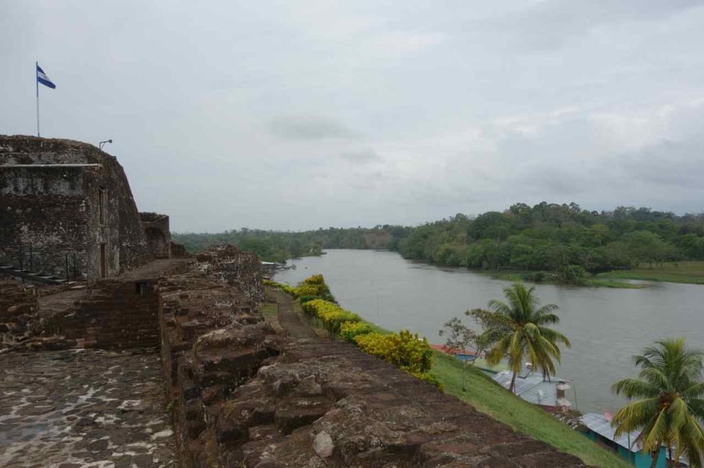 Zentralamerika, Nicaragua, Fort von El Castillo