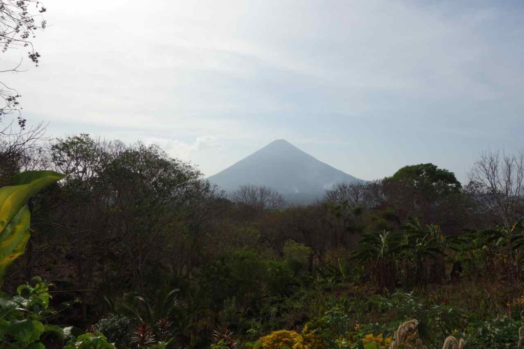 Zentralamerika Nicaragua, Vulkan auf Isla Ometepe