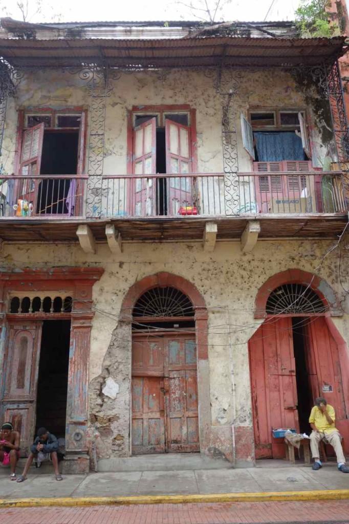 Panama Stadt, Casco Viejo, Altstadt
