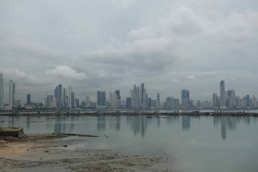 Skyline von Panama Stadt