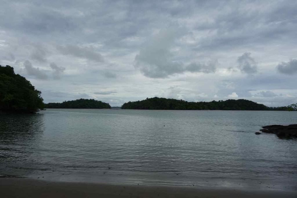 Panama, Isla Boca Brava
