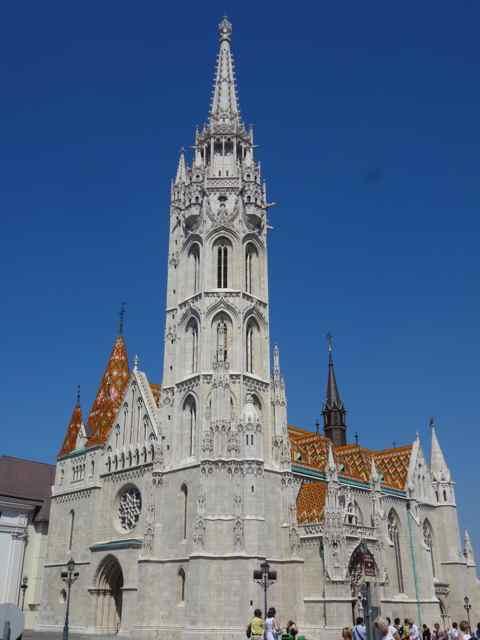 Ungarn, Budapest Tipps, Matthiaskirche