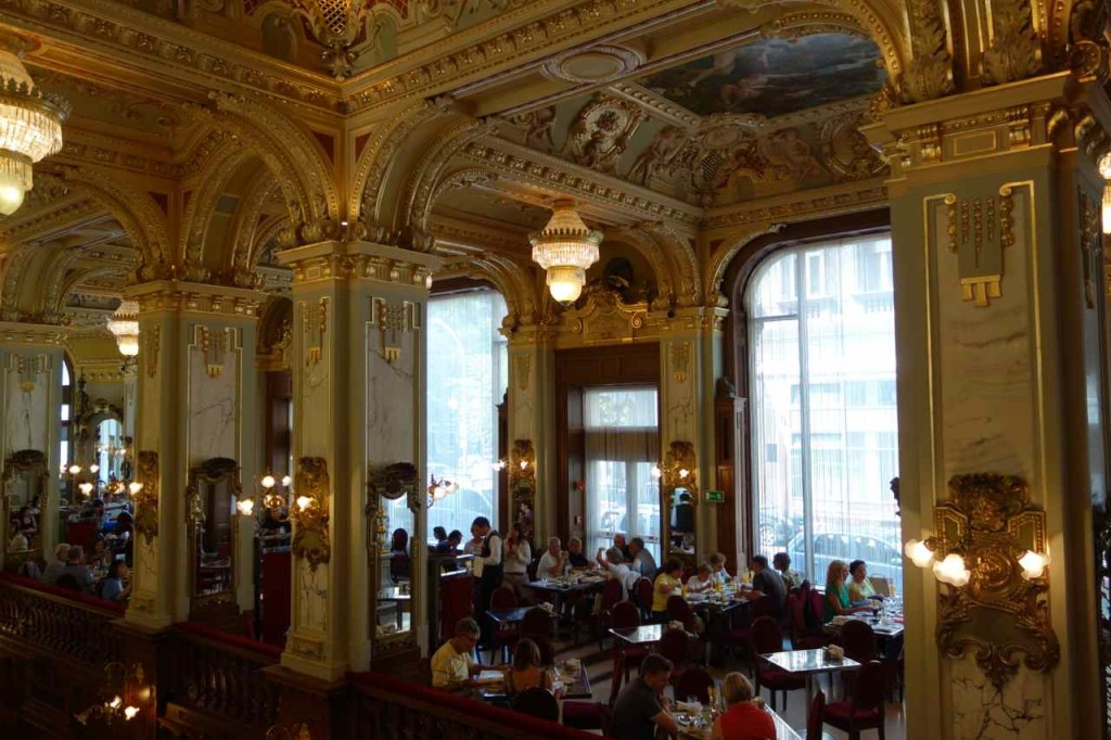 Ungarn, Budapest Tipps, New York Cafe