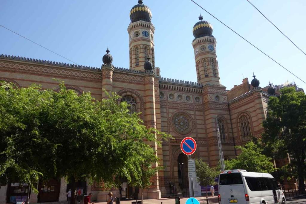 Ungarn, Budapest Tipps, Synagoge