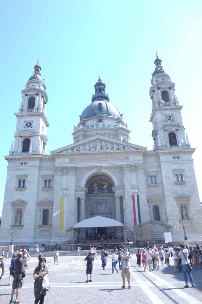 Budapest Tipps. St Stephans Basilika