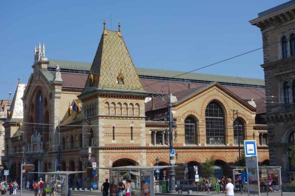 Ungarn, Budapest Tipps, Markthalle