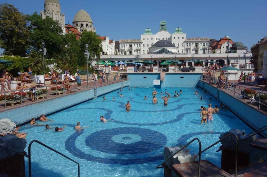 Ungarn, Budapest Tipps, Gellért Therme