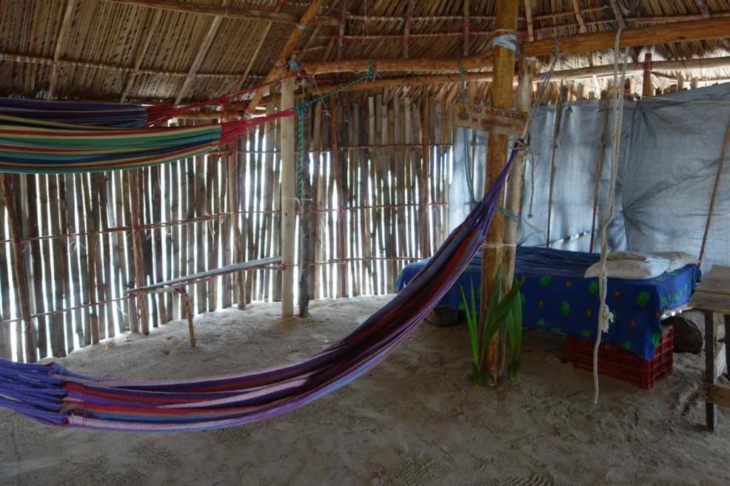 San Blas, Isla Chichime, Unterkunft