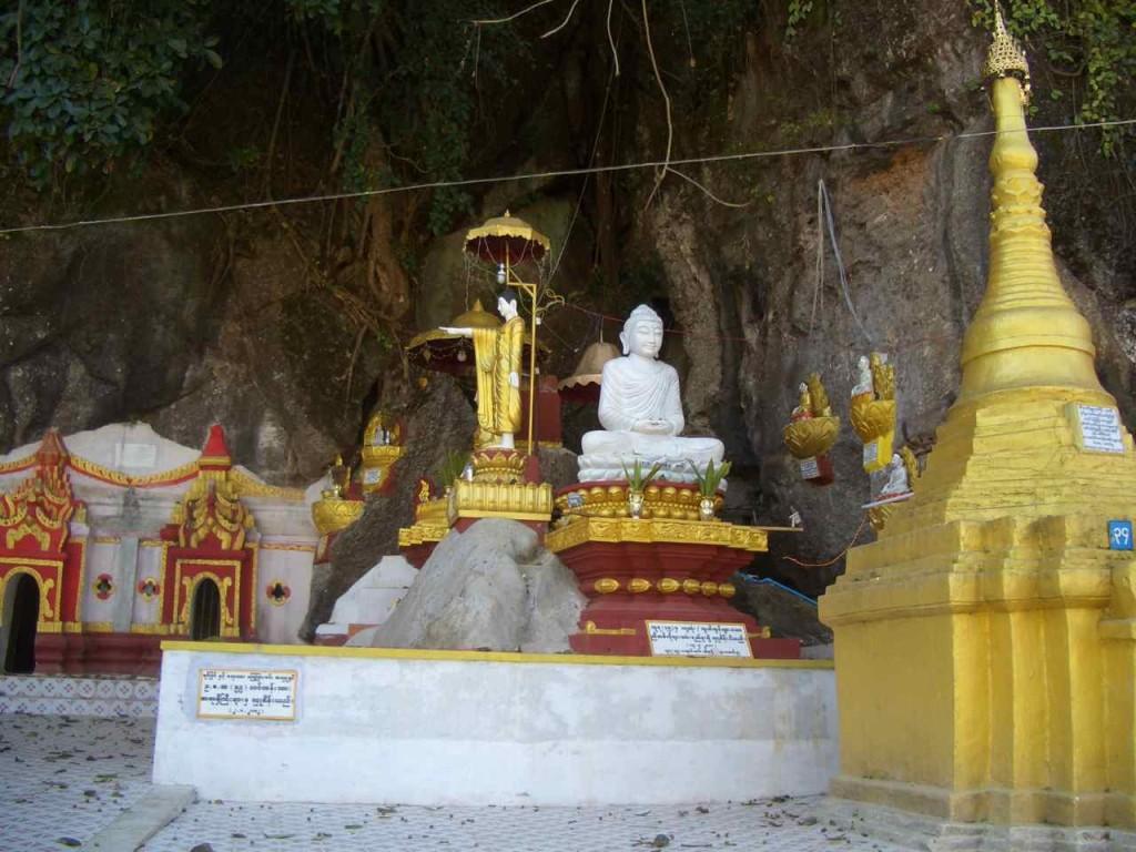 Myanmar, In der Nähe von Kalaw
