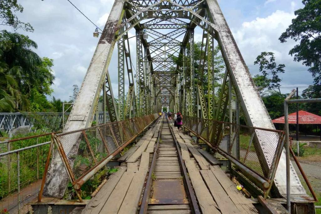 Grenzübergang Costa Rica nach Panama