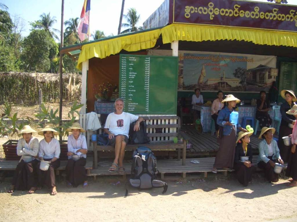 Myanmar, Auf dem Rückweg nach Mawlamyine