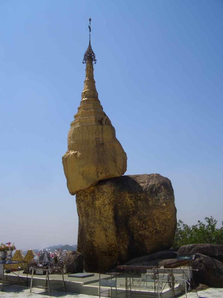 Myanmar, Bei Mawlamyine: Nwa-La-Bo-Pagoda
