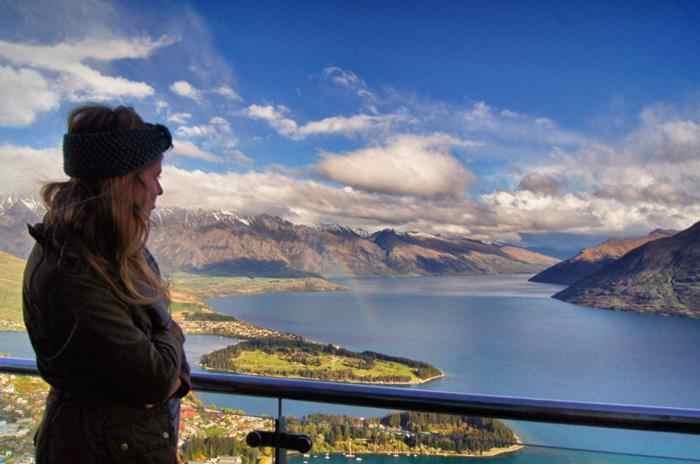 Christine Neder, Neuseeland