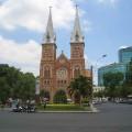 Vietnam, Saigon, Kirche Notre Dame