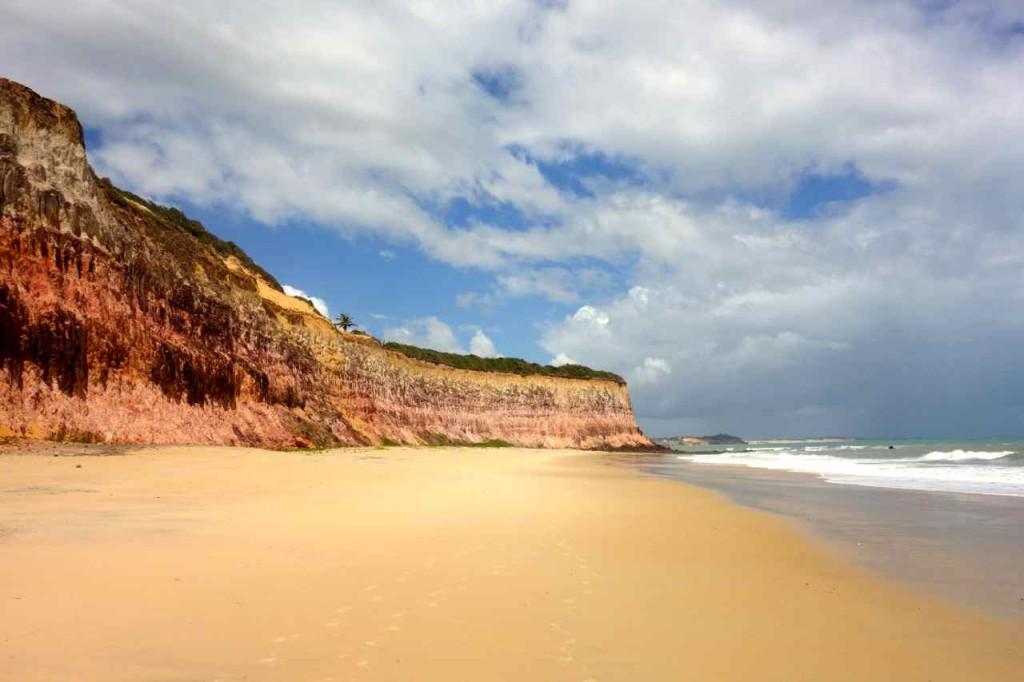 Brasilien, Praia La Pipa: Baia dos Golfinhos