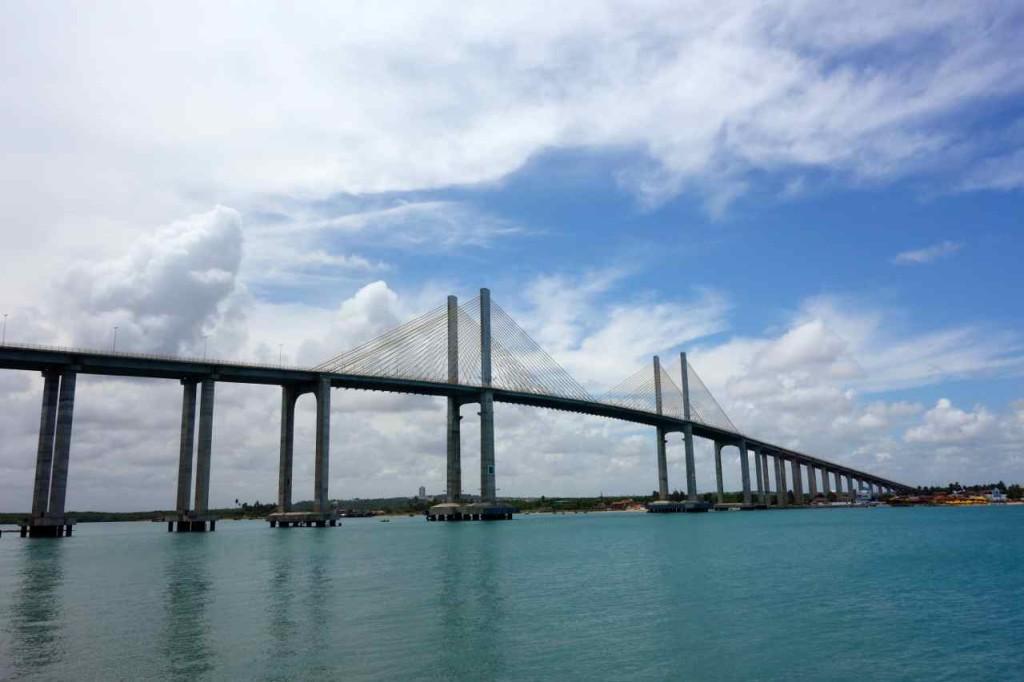 Hängebrücke von Natal