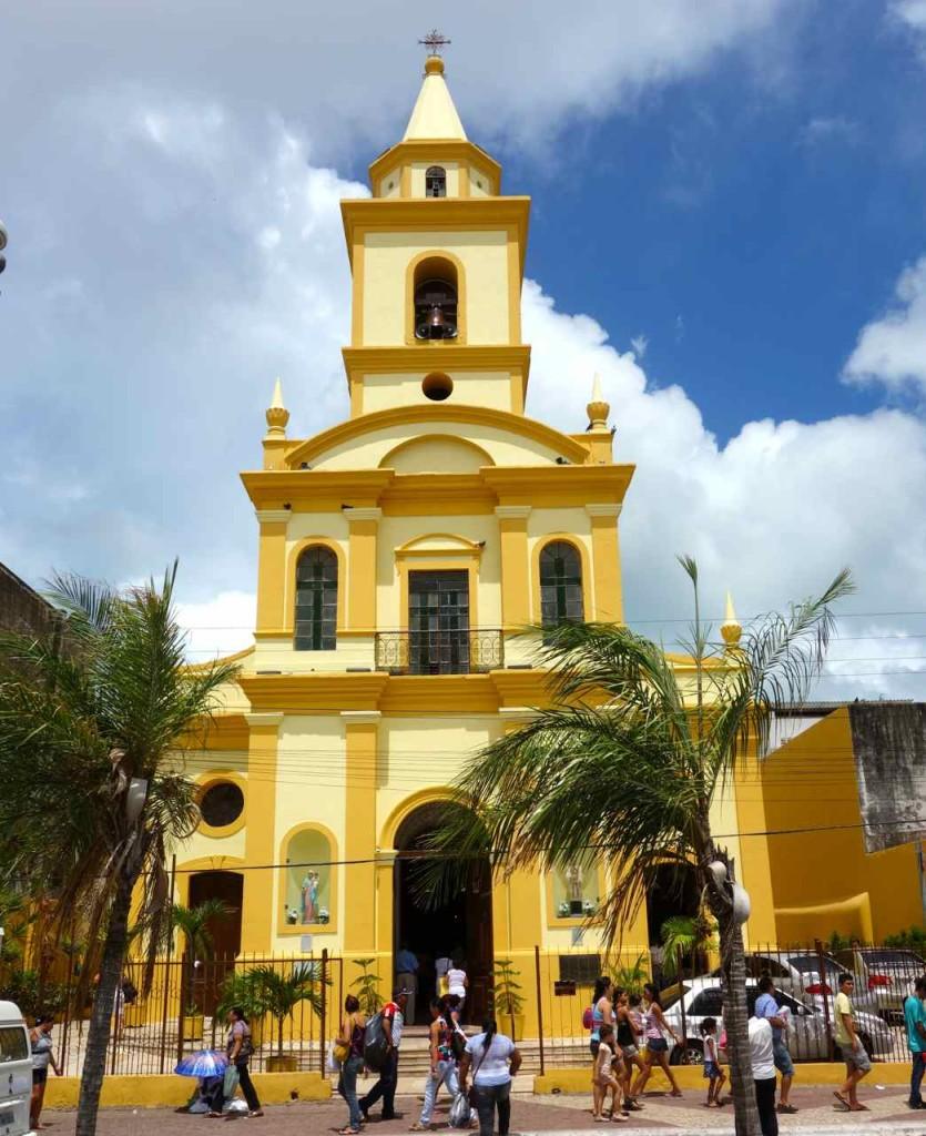 Kirche in Fortaleza