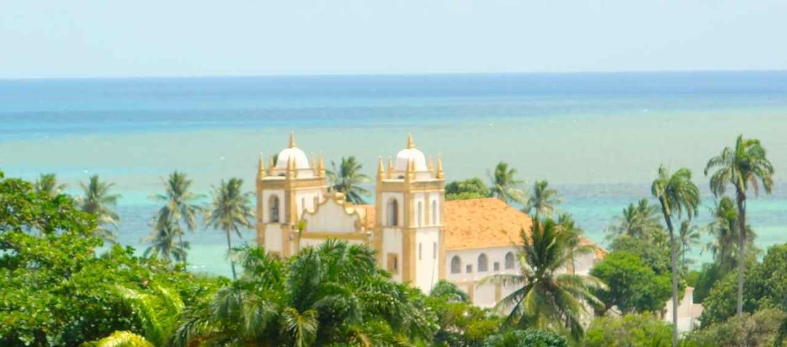 Brasilien, Kirche in Olinda