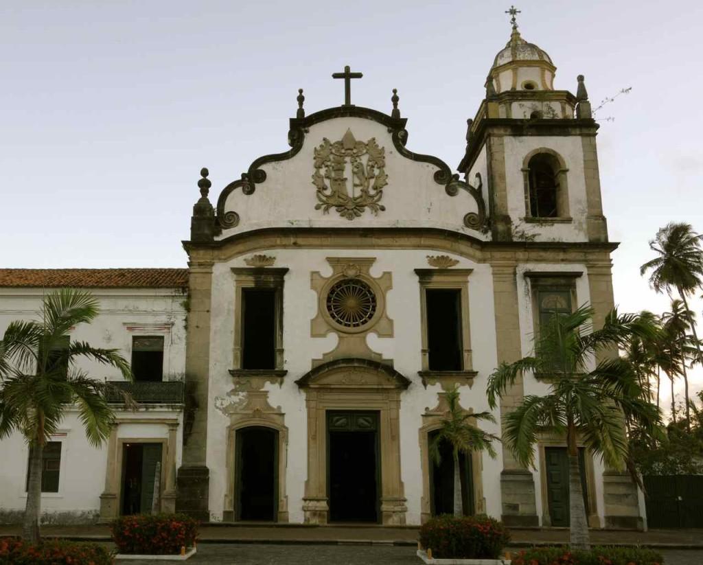 Brasilien, Olinda, Monasterio de Sao Bento