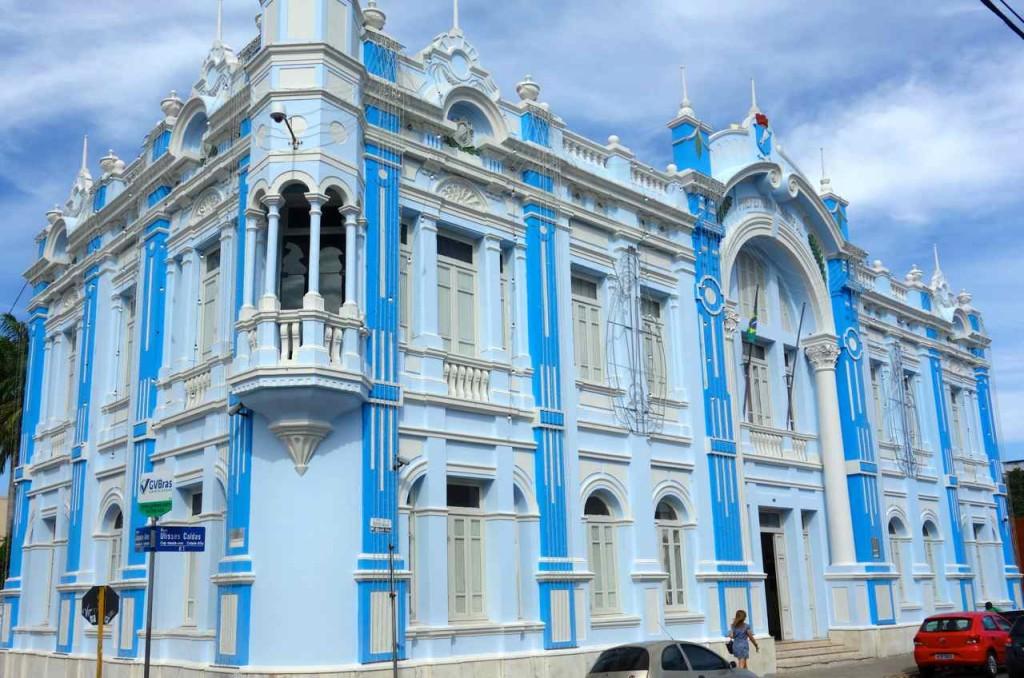 Gebäude der Stadtverwaltung in Natal