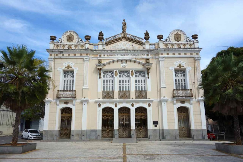 Natal: Teatro Alberto Maranhão
