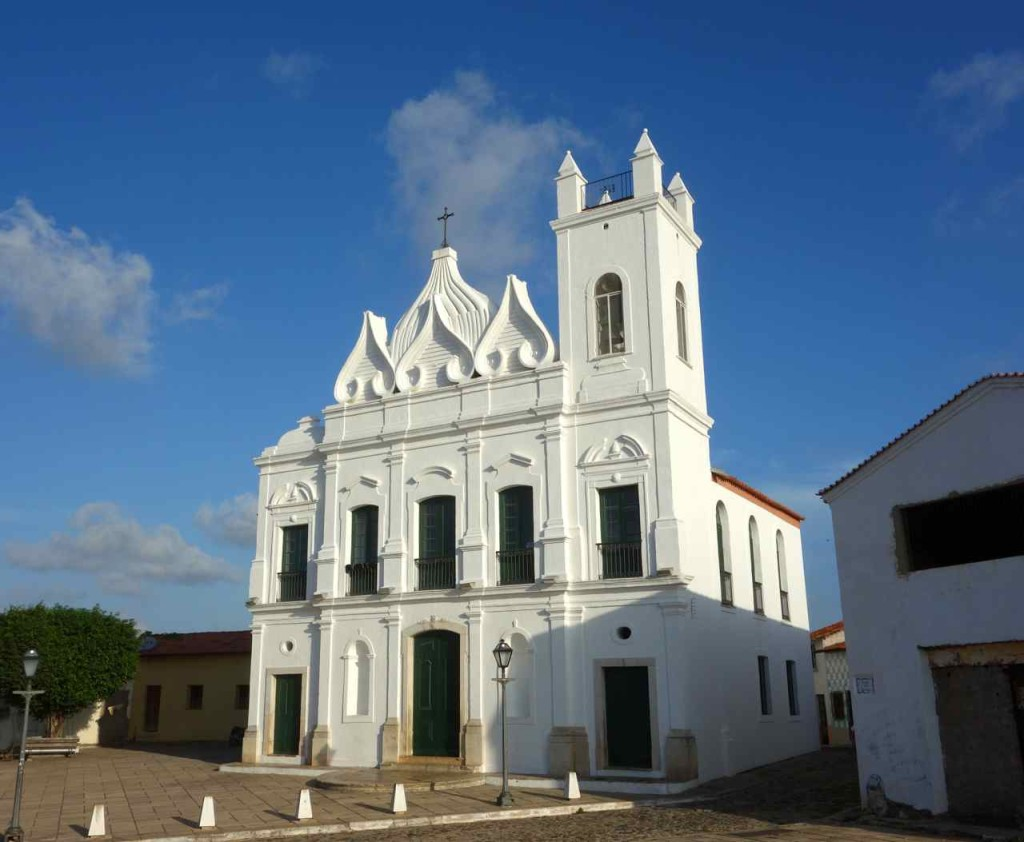 Igreja do Destorro, Sao luís
