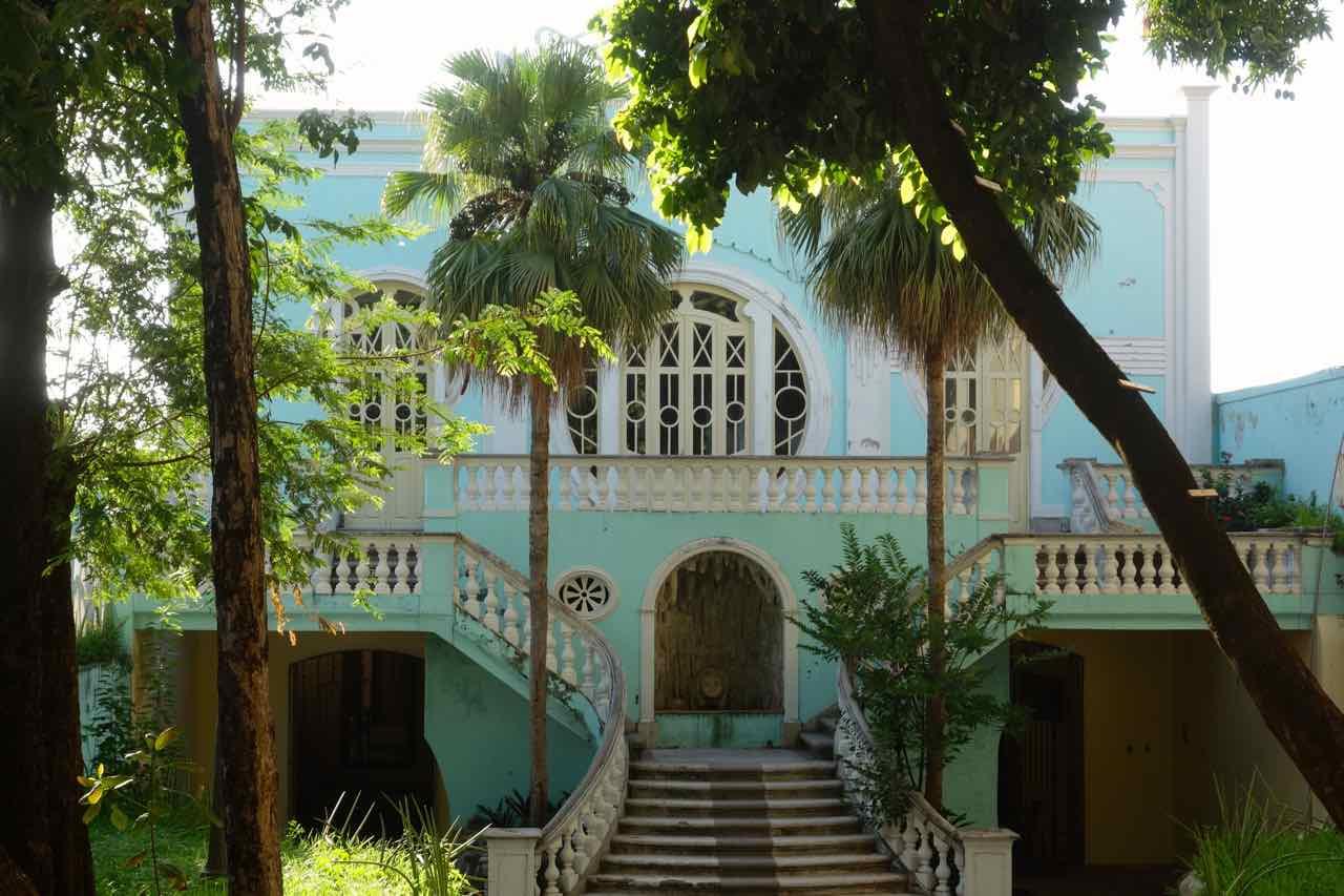 Brasilien, Musikhochschule in Sao Luís
