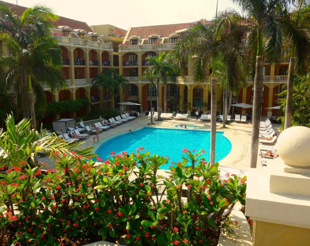 Cartagena, Hotel Santa Clara im Centro, Barrio San Diego