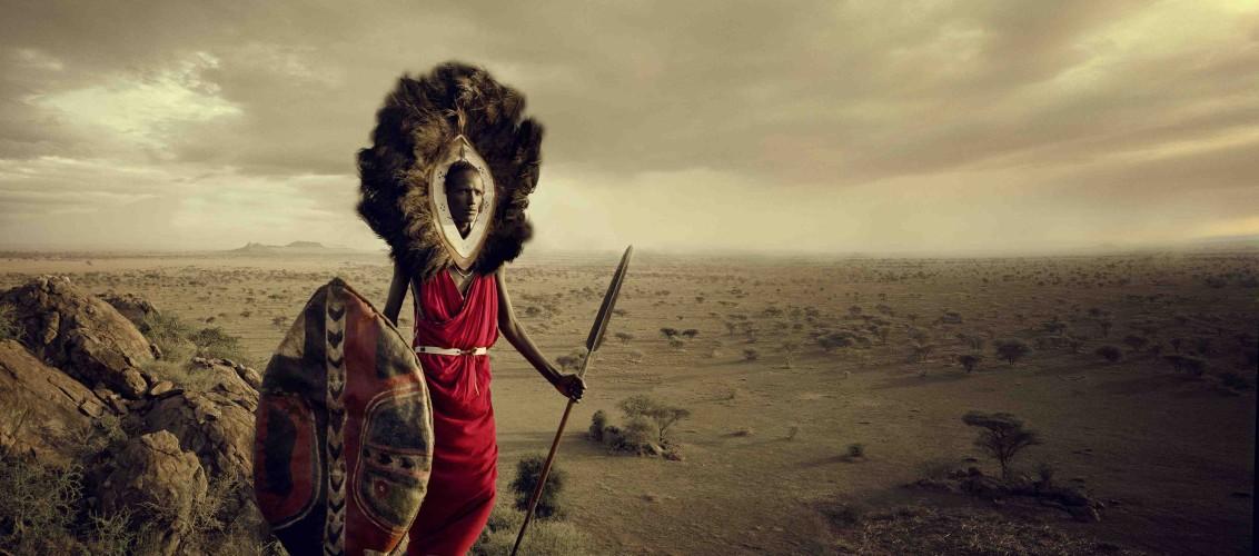 Masai bei Jimmy Nelso