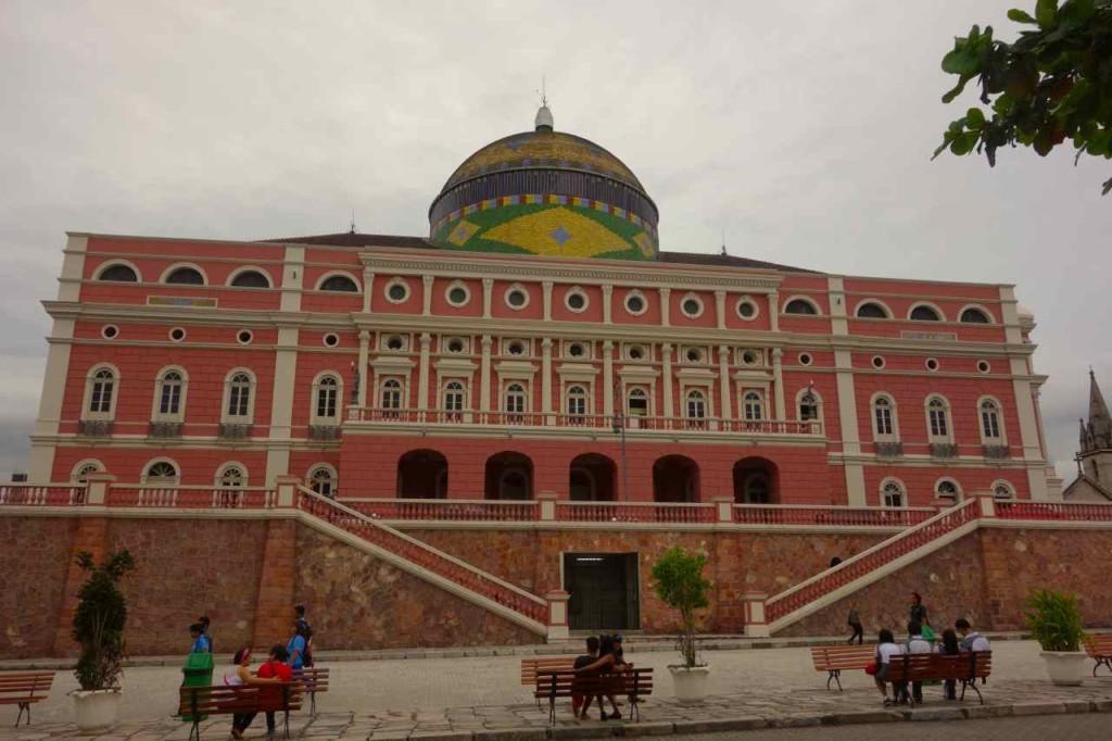 Manaus: Oper