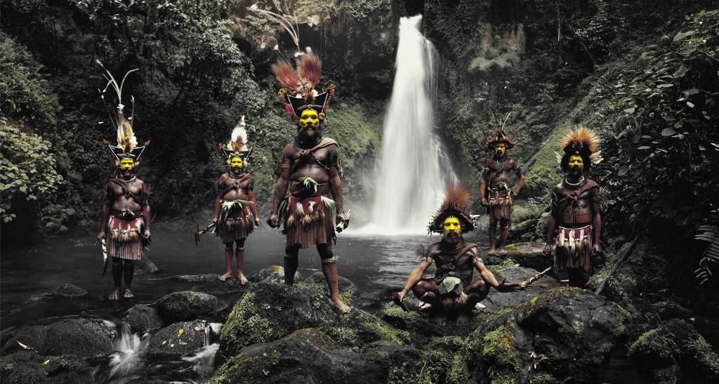 Jimmy Nelson: Huli Wigmen aus Papa-Neuguinea