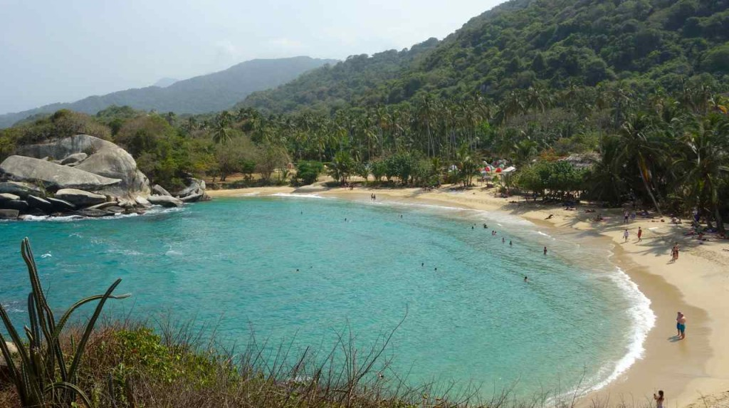 Bei Santa Marta: Parque Tayrona