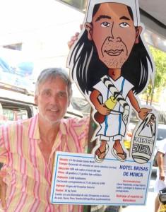 Santa Marta: Auf dem Weg nach Mnca