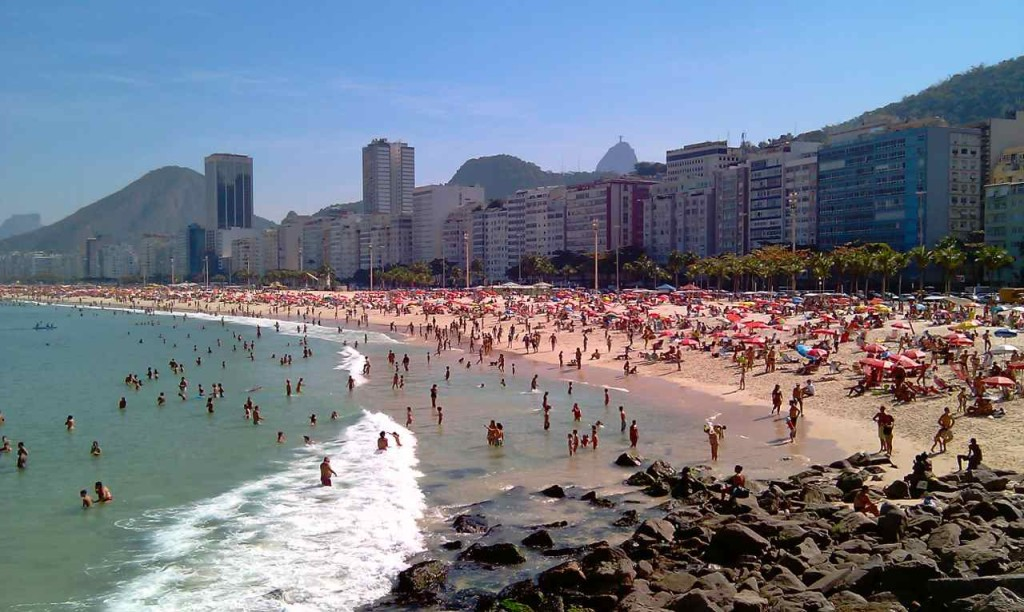 Rio de Janeiro, Strand