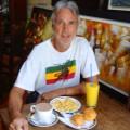 San Gil, La Polita, Das Frühstück
