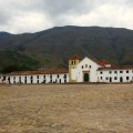 Villa de Leyva. Plaza Mayor