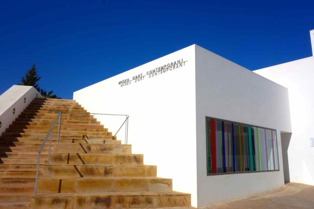 Ibiza Tipps, Museum für zeitgenössische Kunst