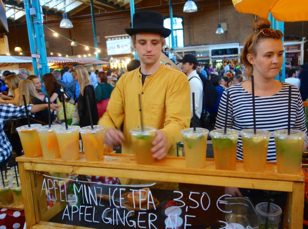Markthalle 9, Ice Tea