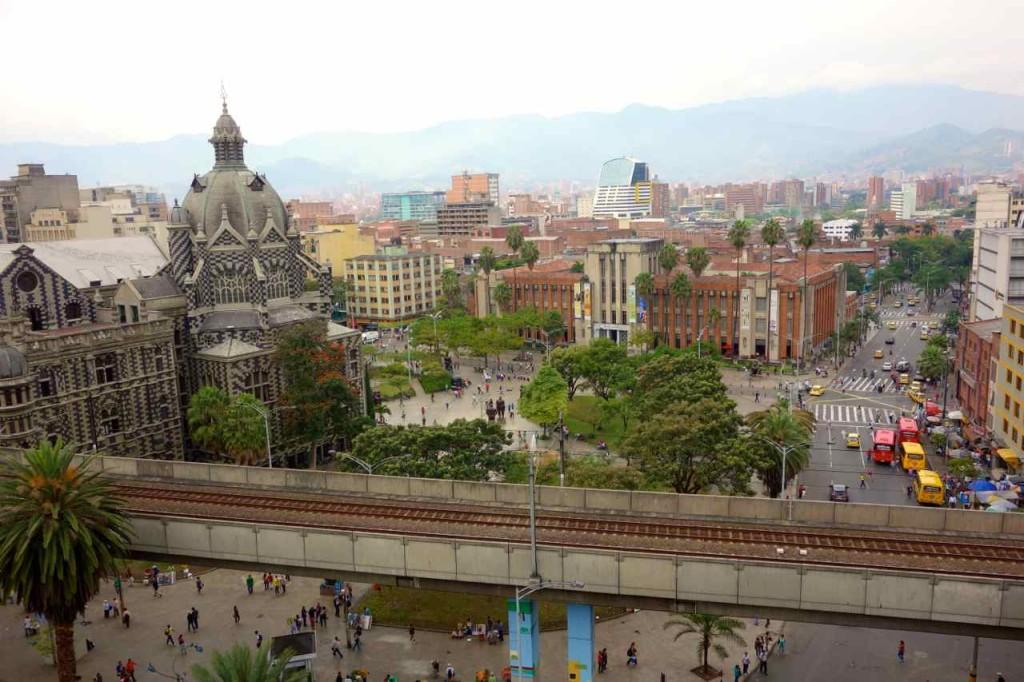 Medellin, Plaza Botero