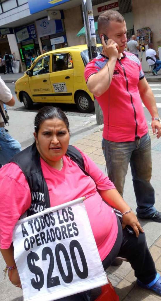 Medellin, Telefonoperador