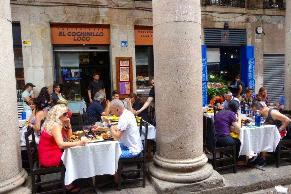 La Boqueria Markt, Barcelona, La Boqueria Universal 2