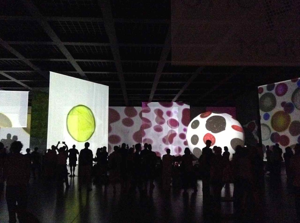 Otto Piene, Neue Nationalgalerie, Berlin 7/2014