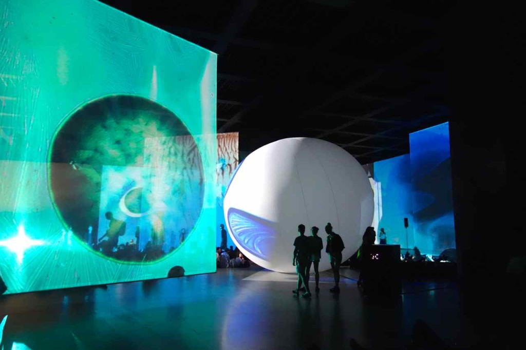 Berlin Otto Piene, Neue Nationalgalerie, 7-2014