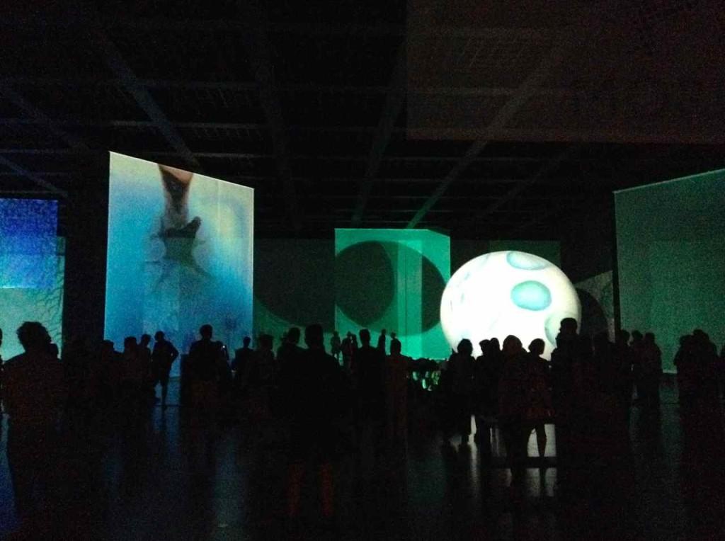 Otto Piene, Neue Nationalgalerie, Berlin 7/2014