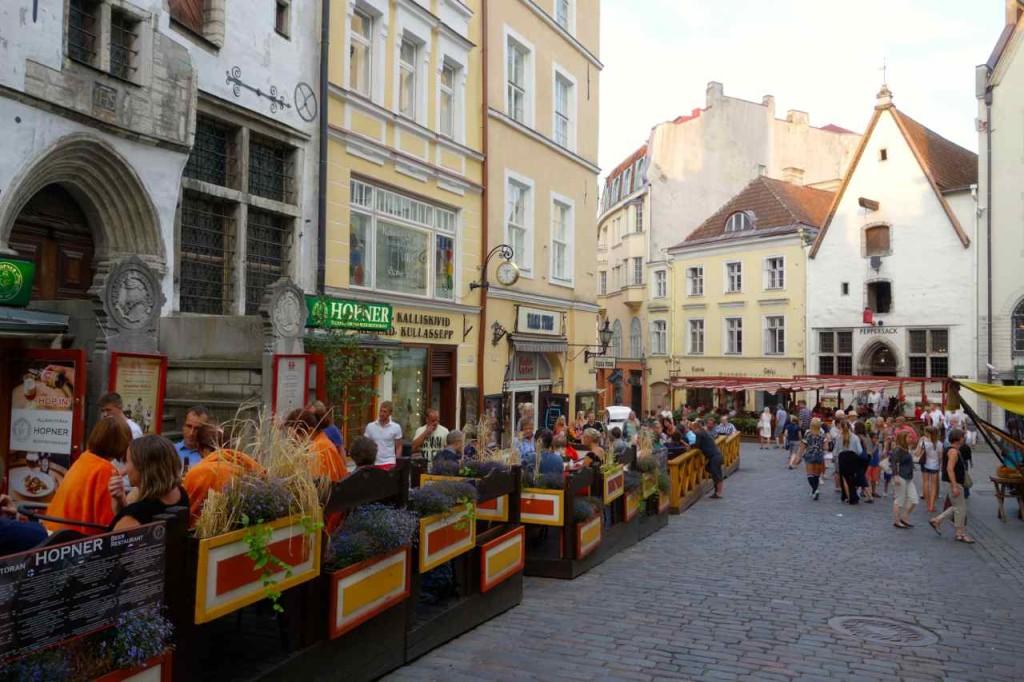 Estland Tallinn, Altstadt
