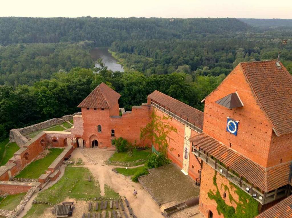 Lettland, Turaida